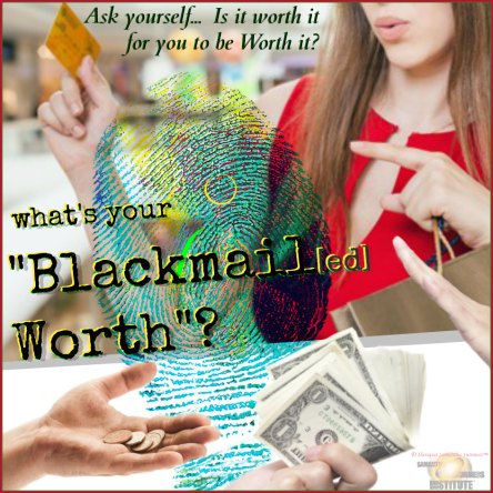 Blackmail Worth Erotic Value Checker