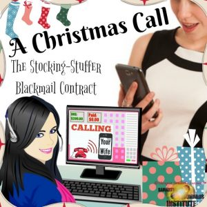 A Christmas Call Consensual Blackmail Contract