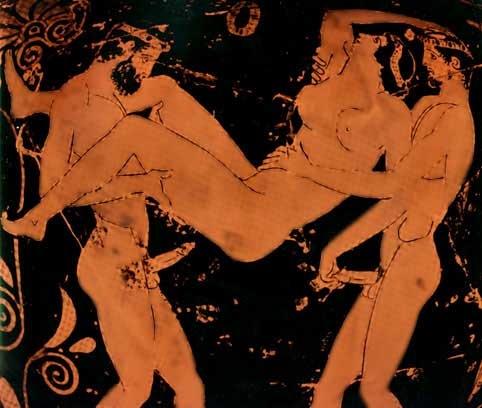 Фото секс греция