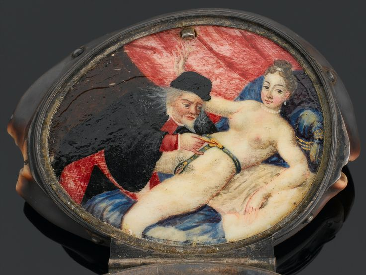 Middle-Age Evils; Masturbation in the 1500s