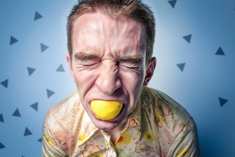 Go and Suck a Lemon Sucker