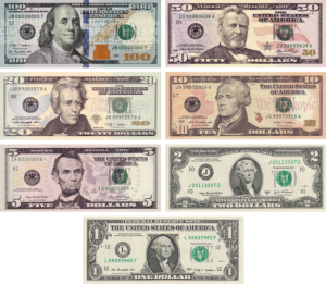 Patriarchy of American Currency
