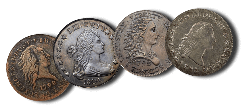 early USA coins of Lady Liberty, female-domination, femdoms