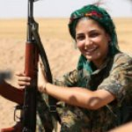 Kurd Ladies Fight the Patriarchy