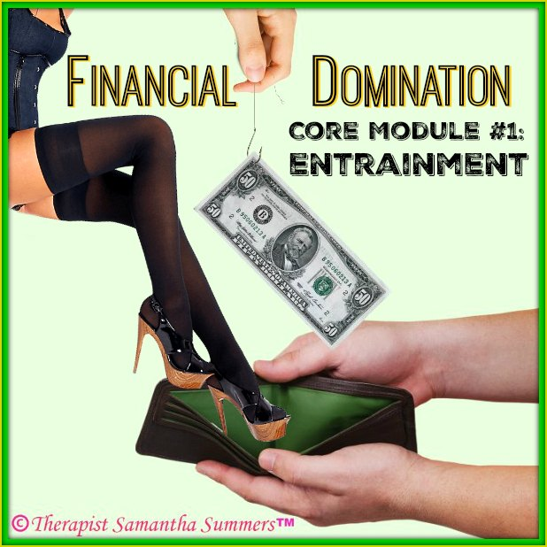 Financial Domination Hypnotic Training