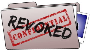Revoked Confidentiality - SSI Blackmail