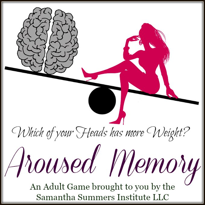 Adult Game - Aid through Arousal - Aroused Memory