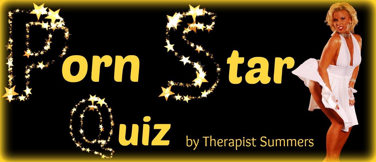 Porn Star Quiz