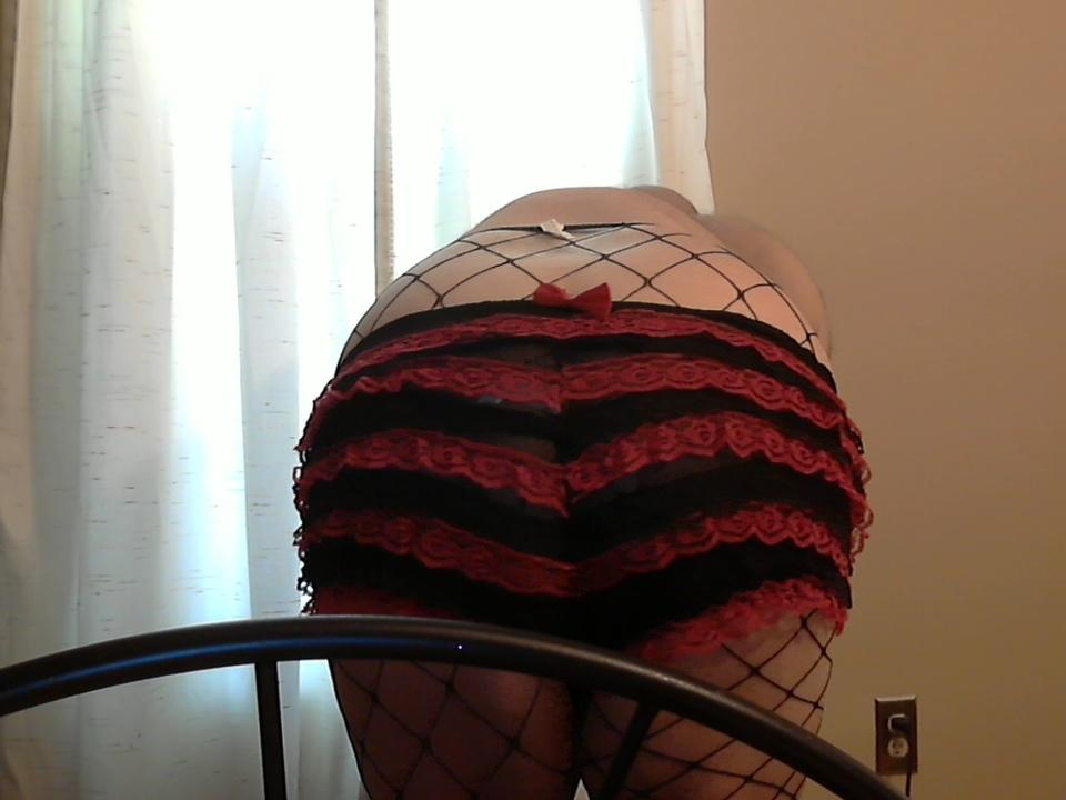 butterballgurl frilly panties sissy