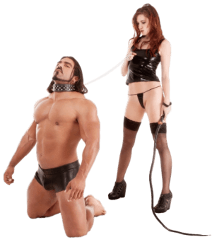 Submissive Alpha Males to FemDommes