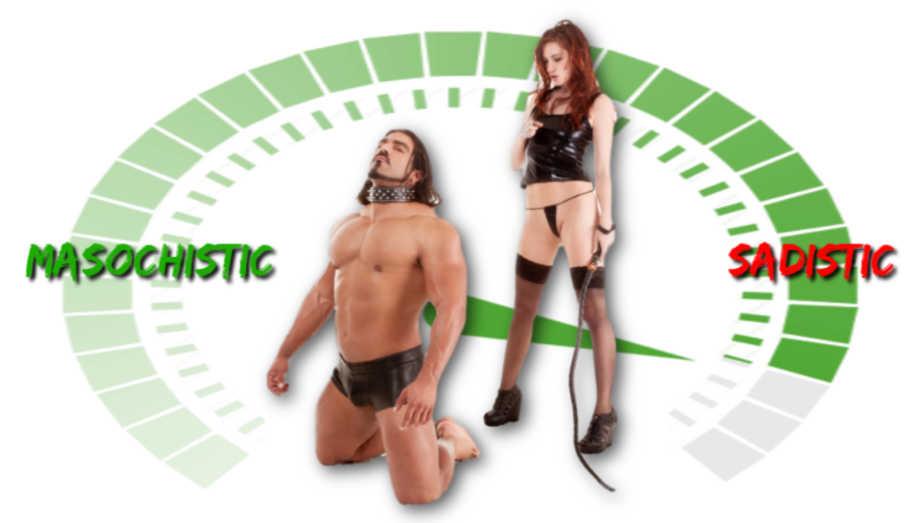 Sadomasochistic Indicator - Sexual Sadist - Sexual Masochist