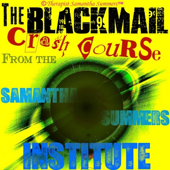 Link to purchase page for Consensual Blackmail Crash Course Class PTV